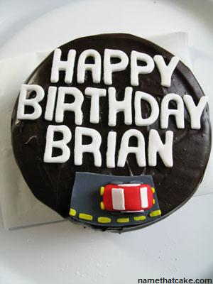 happy birthday brian