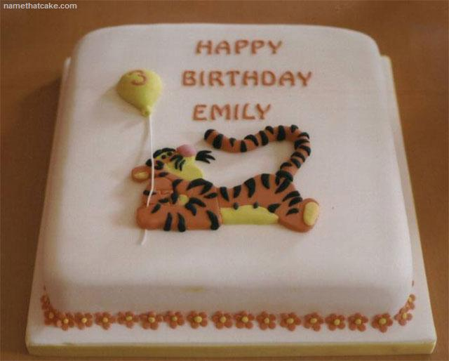 Birthday Cake Images Emily : HAPPY BIRTHDAY EMILY (bringontherain) - TeenHelp